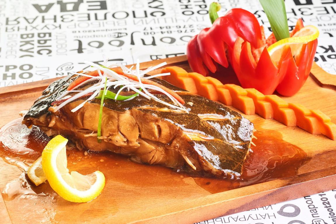 Вторые блюда из рыб и морепродуктов